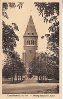 Hoofdkerk Ingang - Leopoldsburg
