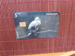 Phonecards Bird Suisse Used - Switzerland