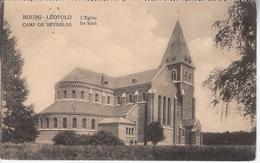 Hoofdkerk Merkemlaan - Leopoldsburg