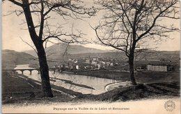 43 - RETOURNAC -- Paysage Sur La Vallée - Retournac