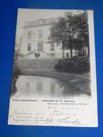 COURT-SAINT-ETIENNE  -  Habitation De M. Henricot - Court-Saint-Etienne