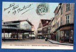 Chatres  /  Marché Aux Légumes - Place Billard - Chartres