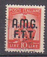 PGL - TRIESTE A AMG FTT SASSONE N°11 - Trieste