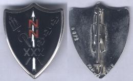 Insigne De La 30e Escadre De Chasse Tout Temps - Armée De L'air