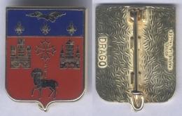Insigne De La Base Aérienne 101 - Francazal - Armée De L'air