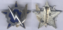 Insigne De La Direction Centrale Du Matériel De L'Armée De L'Air 40-500 - Armée De L'air