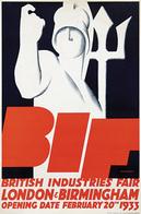 @@@ MAGNET - British Industries Fair London & Birmingham - Advertising