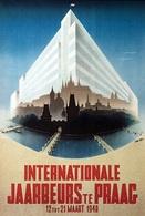 @@@ MAGNET - Internationale Jaarbeurs Te Praag - Advertising
