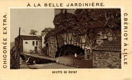 CHROMO CHICOREE LA BELLE JARDINIERE GROTTE DE ROYAT - Chromos