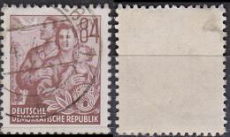 Berlin Familie Hochhaus An Der Weberwiese  84 Pf  Fünfjahrplan(I) DDR 379 Bedarfsgestempelt 40,- - Usados