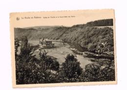 """Vallée De L'Ourthe Et Le Grand Hôtel Des Bains.""""Grand Hôtel Des Bains"""" - La-Roche-en-Ardenne"""