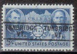 USA Precancel Vorausentwertung Preo, Locals Vermont, Turnbridge 729 - Vereinigte Staaten