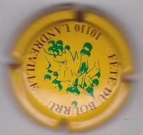COMMEMORATIVE PETIT TIRAGE FETE DU BOURRU LANDREVILLE - Champagne