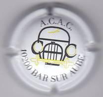 COMMEMORATIVE PETIT TIRAGE A.C.A.C. BAR SUR AUGE - Champagne
