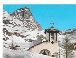 Cervinia Breuil-cappella Di S. Bernardo - Altre Città