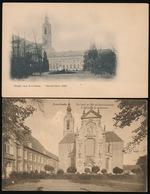 AVERBODE  2 KAARTEN - Scherpenheuvel-Zichem
