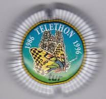 COMMEMORATIVE TELETHON 1986-1996 TUR - Champagne