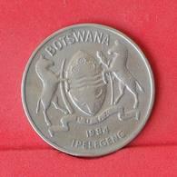 BOTSWANA 50 THEBE 1984 -    KM# 7 - (Nº25102) - Botswana
