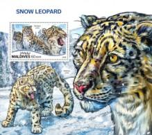 Maldives  2018  Snow Leopard   S201808 - Maldives (1965-...)