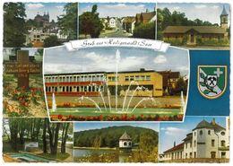CP Gruss Aus HEILIGENWALD - Saar - Verlag U. Photo Lorenz Paulus , Heiligenwald / Saar - Kreis Neunkirchen