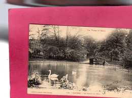 81 Tarn, Castres, Le Jardin Du Mail, 1915, (Labouche) - Castres