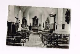 Sautour.Intérieur De L'église.Expédié à Villers-POteries. - Profondeville