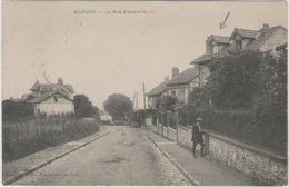 Cpa 95 Ecouen - La Rue D Ezanville - Ecouen