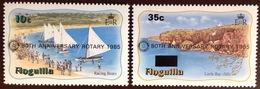 Anguilla 1985 Rotary Boats MNH - Anguilla (1968-...)