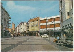 's-Hertogenbosch: FORD TAUNUS 12M P4 - 'Peek & Cloppenburg', 'HEMA' & 'VOSS'- Hoge Steenweg - Toerisme