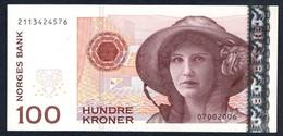 Norway - 100 Kroner 2006 - P-49c - Norvège