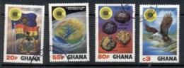 Ghana 1983 Commonwealth Day FU - Ghana (1957-...)
