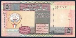 Kuwait - 5 Dinars 1994 - P-26e - Koweït