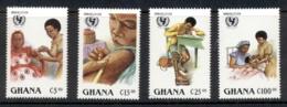 Ghana 1988 Universal Immunization MUH - Ghana (1957-...)