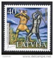LATVIA 2005 Writer: Janis Rainis  MNH / **.  Michel 643 - Latvia