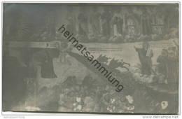 Gradets - Wandgemälde In Der Kirche - Foto-AK Ca. 1915 - Mazedonien