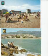 Lot  100 Cartes  CPM  ETRANGERES - Cartes Postales