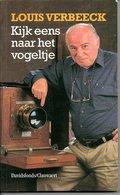 Louis Verbeeck Kijk Eens Naar Het Vogeltje Cursiefjes 111 Blz - Books, Magazines, Comics