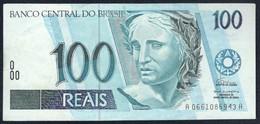 Brazil - 100 Reais 1994 - P-247a - Brazil