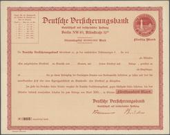 Deutsche Schiffspost Im Ausland - Seepost: HAPAG-OZEANREEDEREI 1916, Deutsche Schiffspost Im Ausland - Deutschland