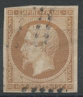 Lot N°44670   N°13B, Oblit PC, Belles Marges - 1853-1860 Napoléon III.