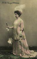 HM KONINGIN WILHELMINA - Royal Families