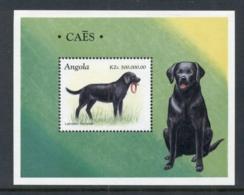 Angola 1998 Dogs Labrador MS MUH - Angola