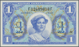 United States Of America: 1 Dollar MPC Series 541 ND(1958-61), P.M40 In Perfect UNC Condition - United States Of America