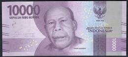 Indonesia - 10000 Rupiah 2016 - P-157 - Indonesia