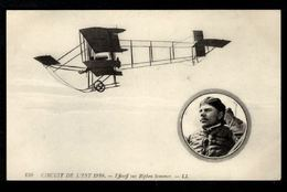 Circuit De L'Est 1910 - Efinoff Sur Biplan Sommer - Airplanes