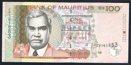 Mauritius - 100 Rupees 2012 - P-56d - Maurice