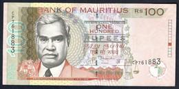 Mauritius - 100 Rupees 2012 - P-56d - Mauritius