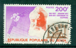 Benin 1976 Centenary Of Telephone FU Lot38543 - Benin - Dahomey (1960-...)