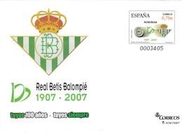 España Sobre Entero Postal Nº 116 - Enteros Postales