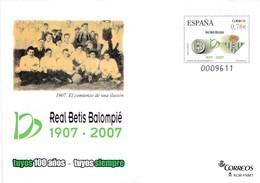 España Sobre Entero Postal Nº 117 - Enteros Postales